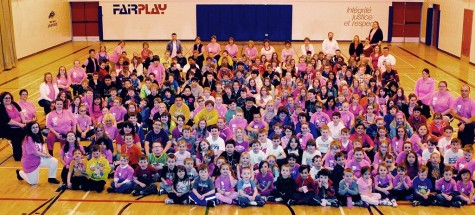 Fighting Bullying One Pink Shirt At A Time Swan River News