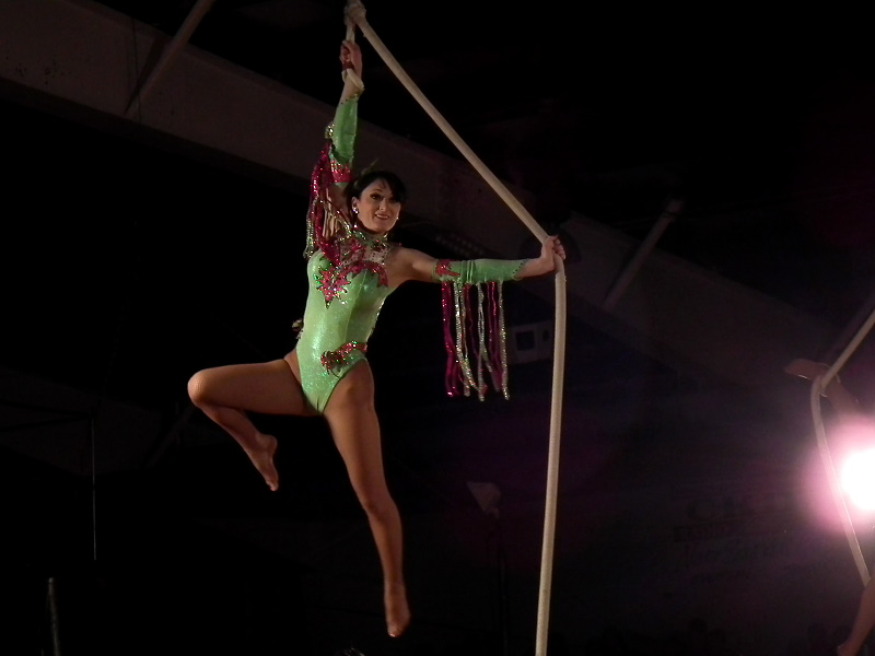 Children Of All Ages Dazzled At Shrine Circus In Swan