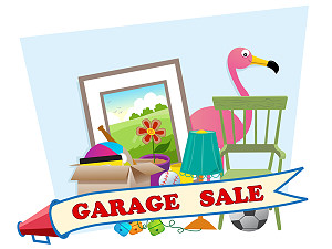 St  Andrew's United Church Garage Sale – May 1 & 2, 2015