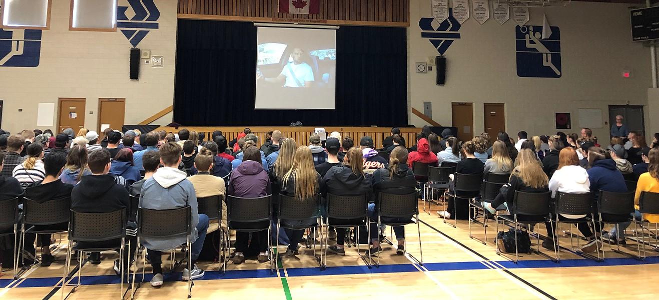 Students, Teachers and Parents Attend Social Media Talks | Swan